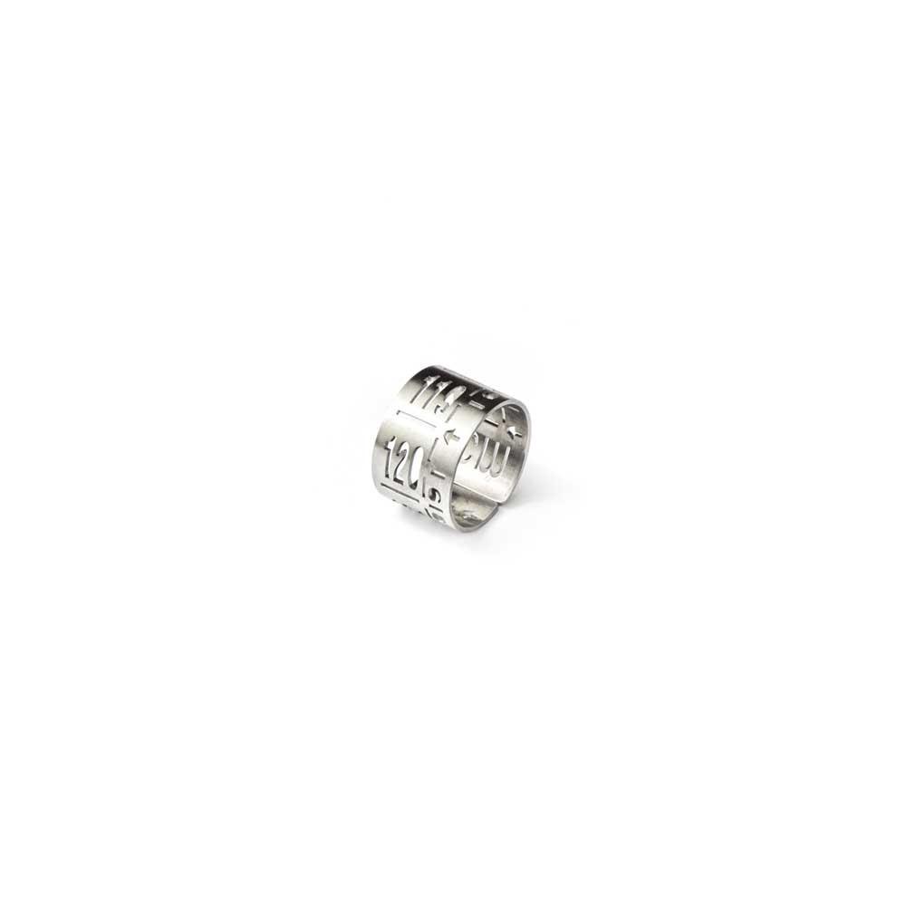 Anello in acciaio  J-Ring Steel