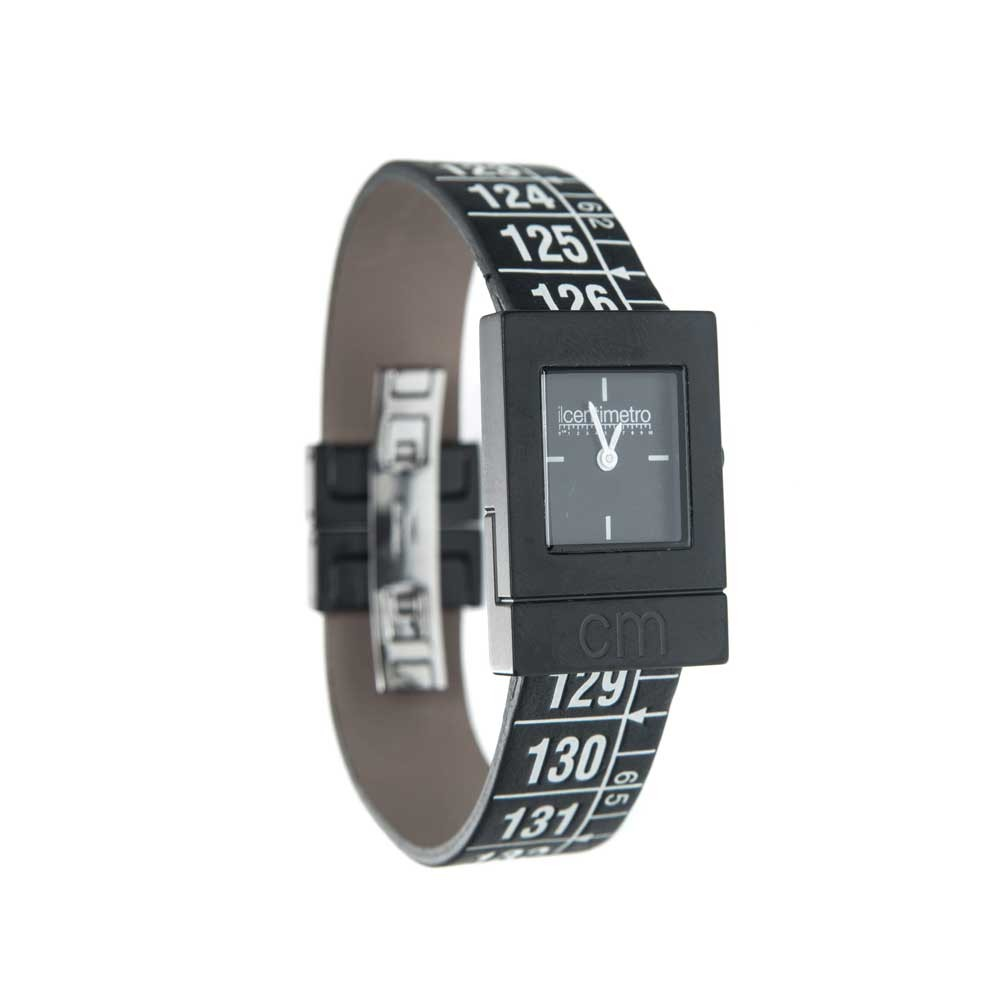Orologio Il Centimetro New Zealand Black