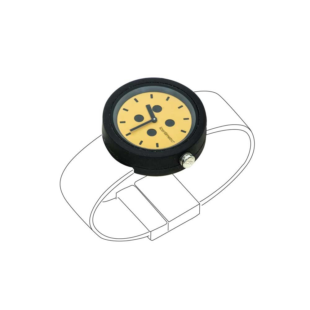 Orologio TimePlug RoundEgg