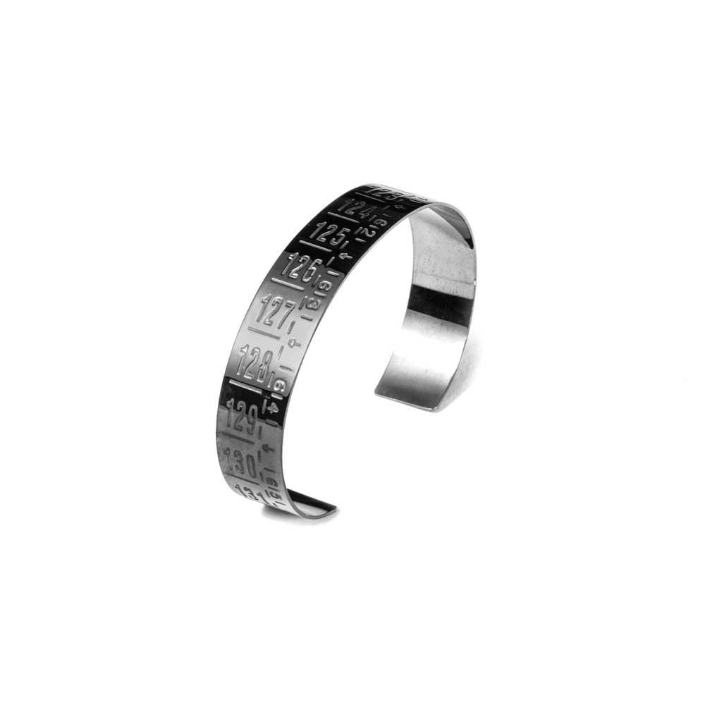 Bracciale in argento Silver Obsession