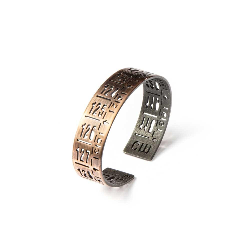 Bracciale in metallo J-Little old copper