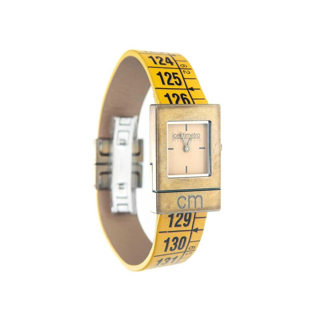 Orologio Il Centimetro                 Classic Yellow