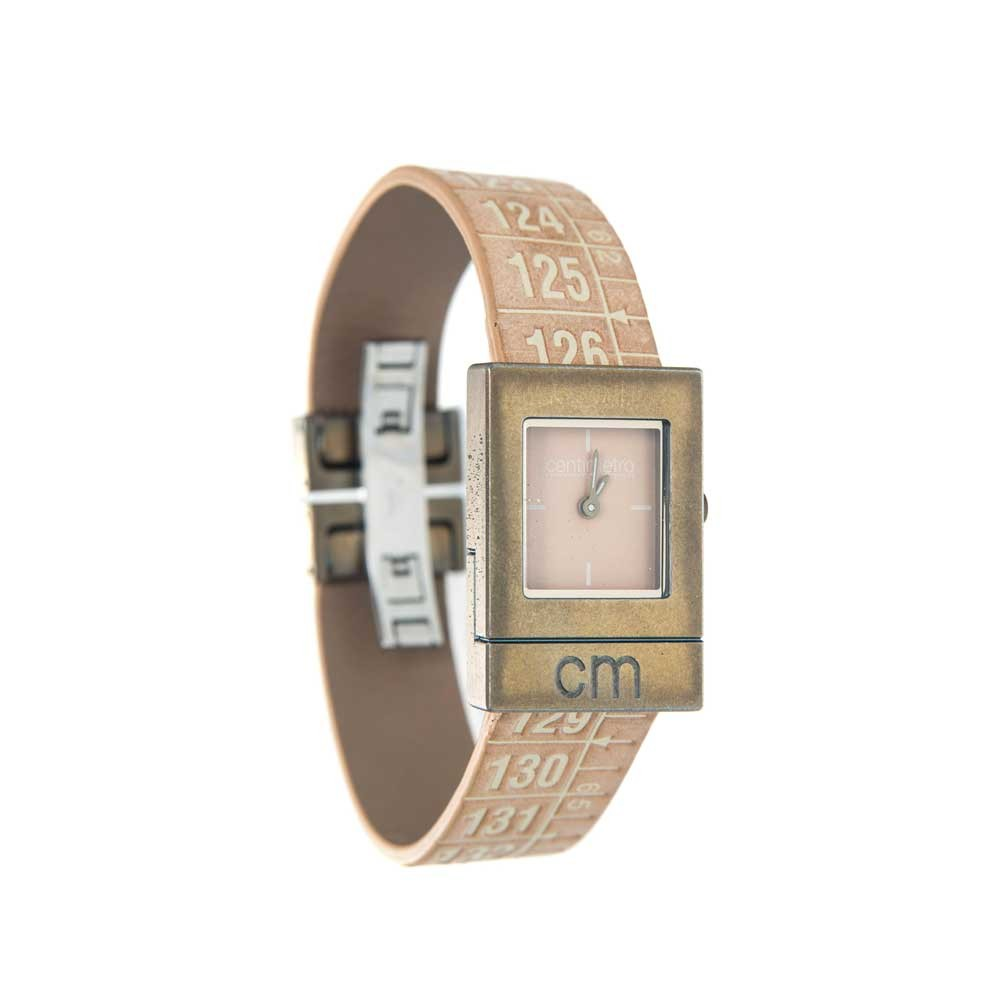 Orologio Il Centimetro Egyptian Brown