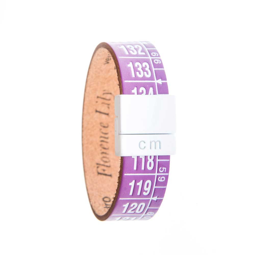 Bracciale in pelle Florence Lily