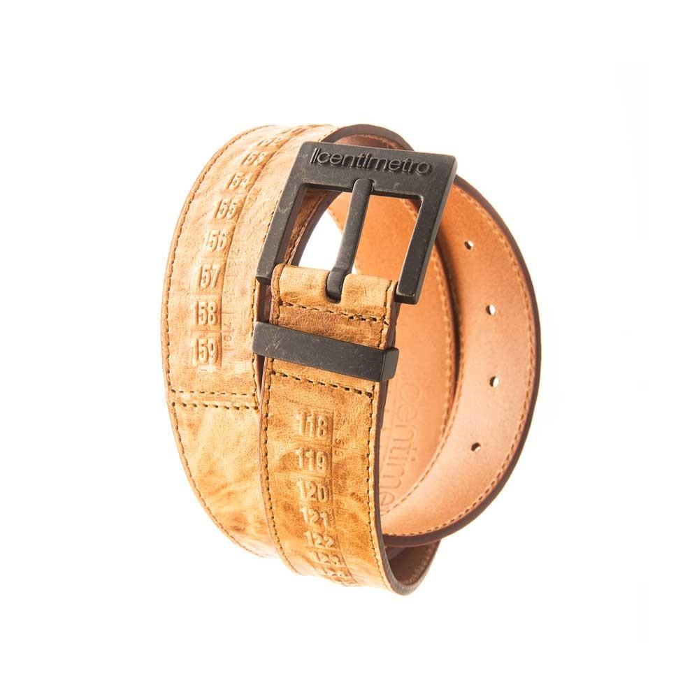 Cintura in pelle OldWest Rust