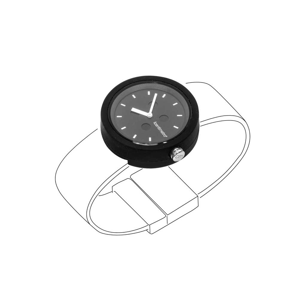 Orologio TimePlug TotalBlack