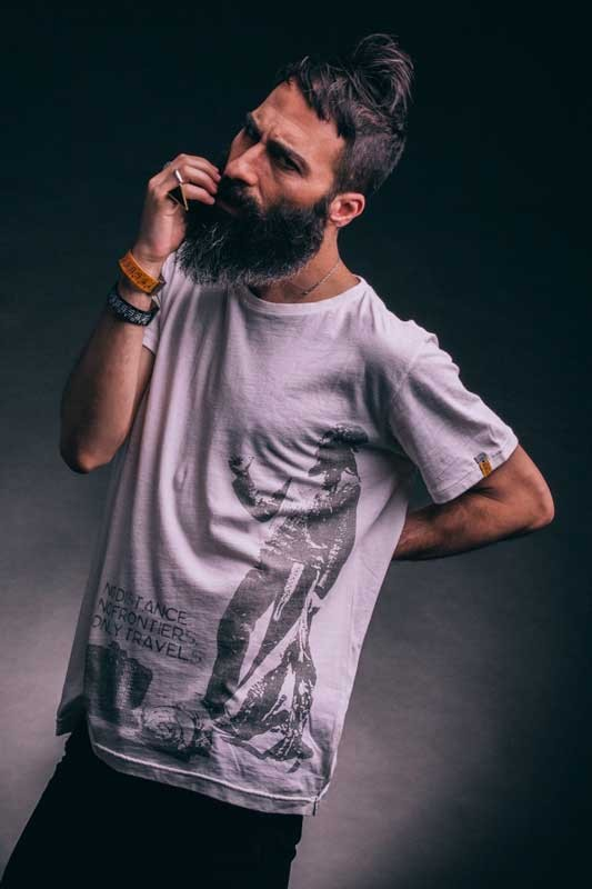 T-shirt ll Centimetro Hippy