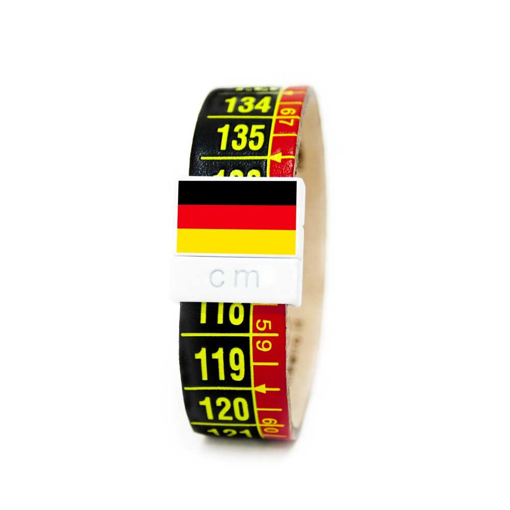 Bracciale in pelle Germania