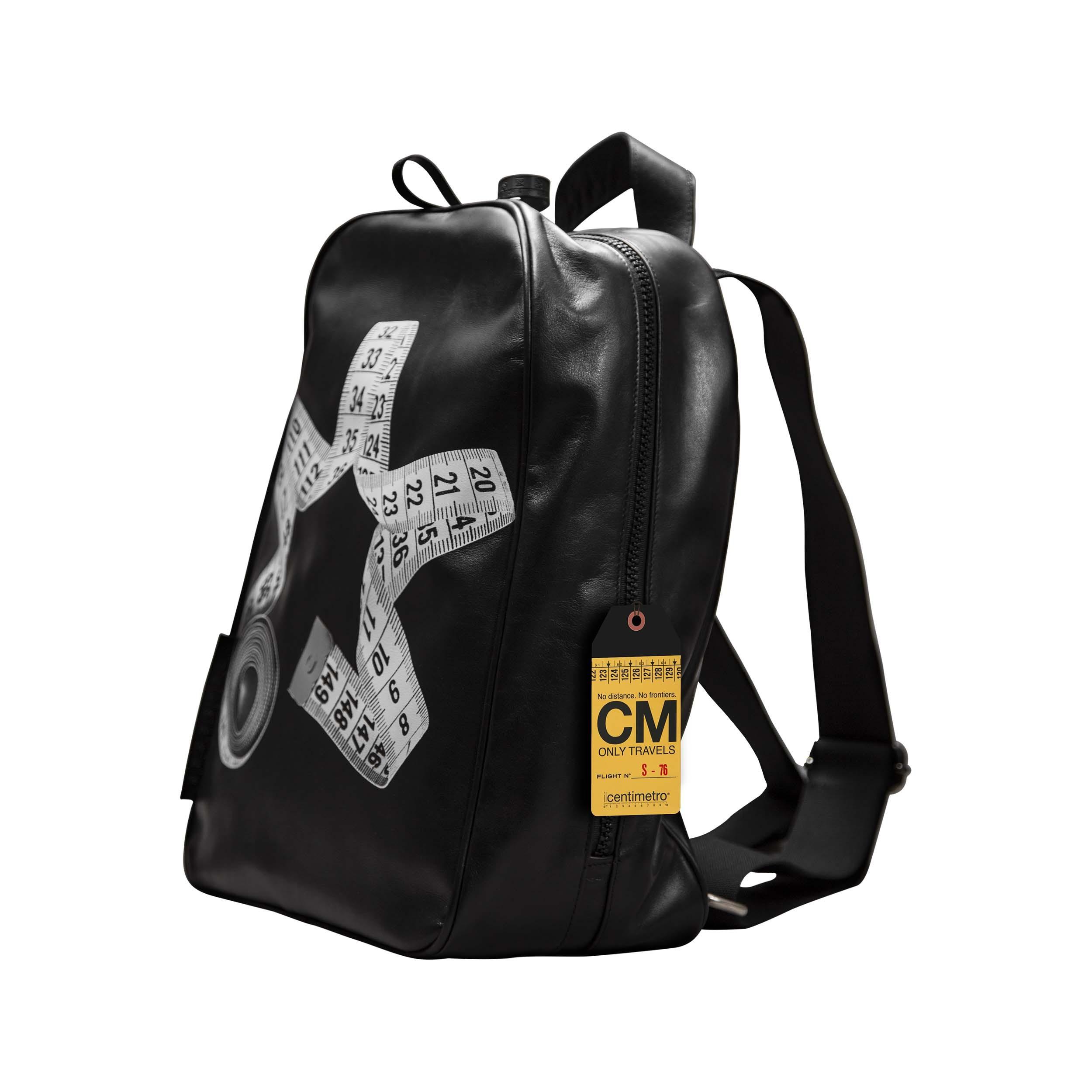 Zaino in pelle Il Centimetro Backpack small