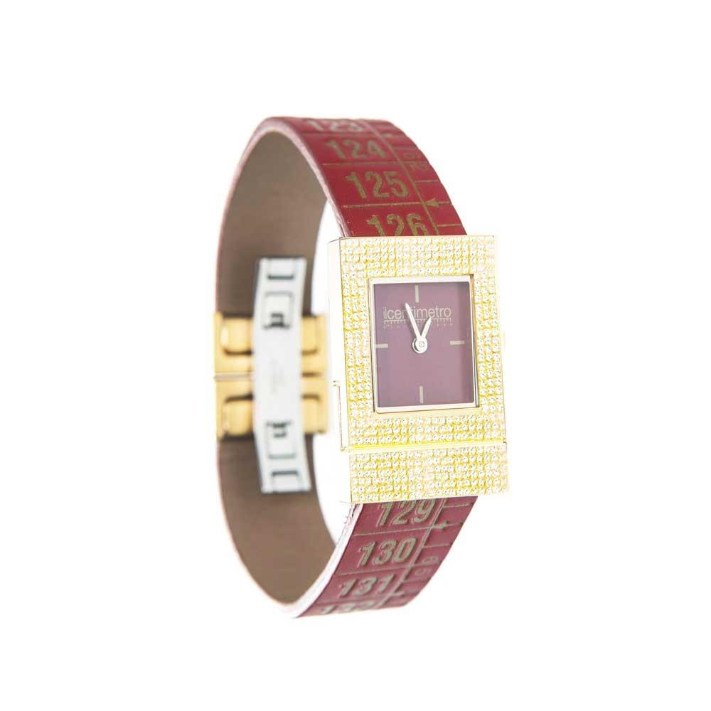 Orologio Il Centimetro Red Diamond
