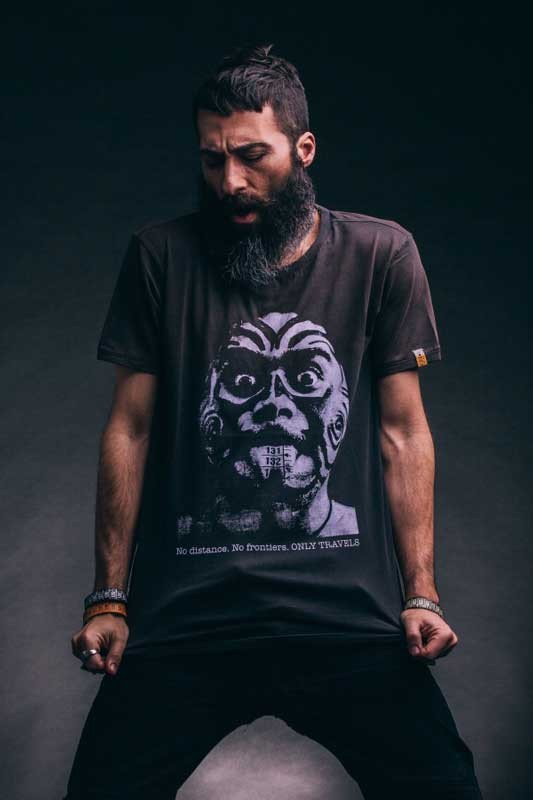 T-shirt Il Centimetro Maori