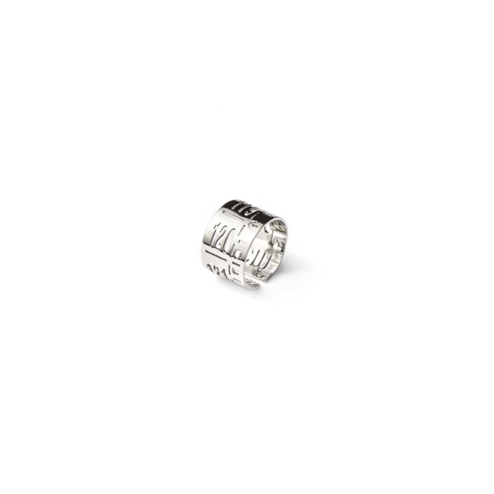 Anello in metallo  J-Ring Palladium