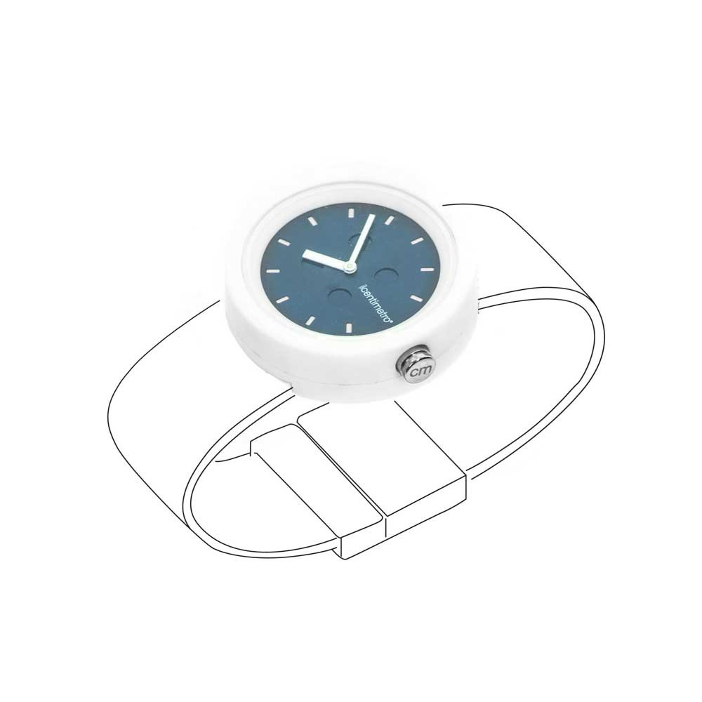 TimePlug Navy Blue