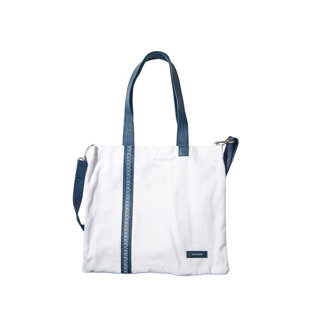 Paris Blue Bag