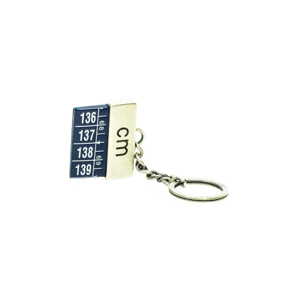 Paris Blue Keyring