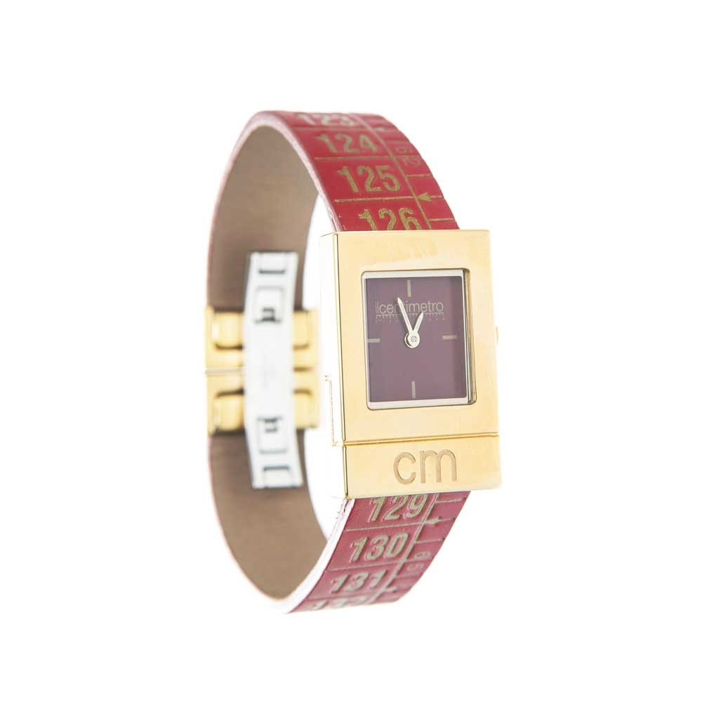 ilcenTIMEtro Red Gold