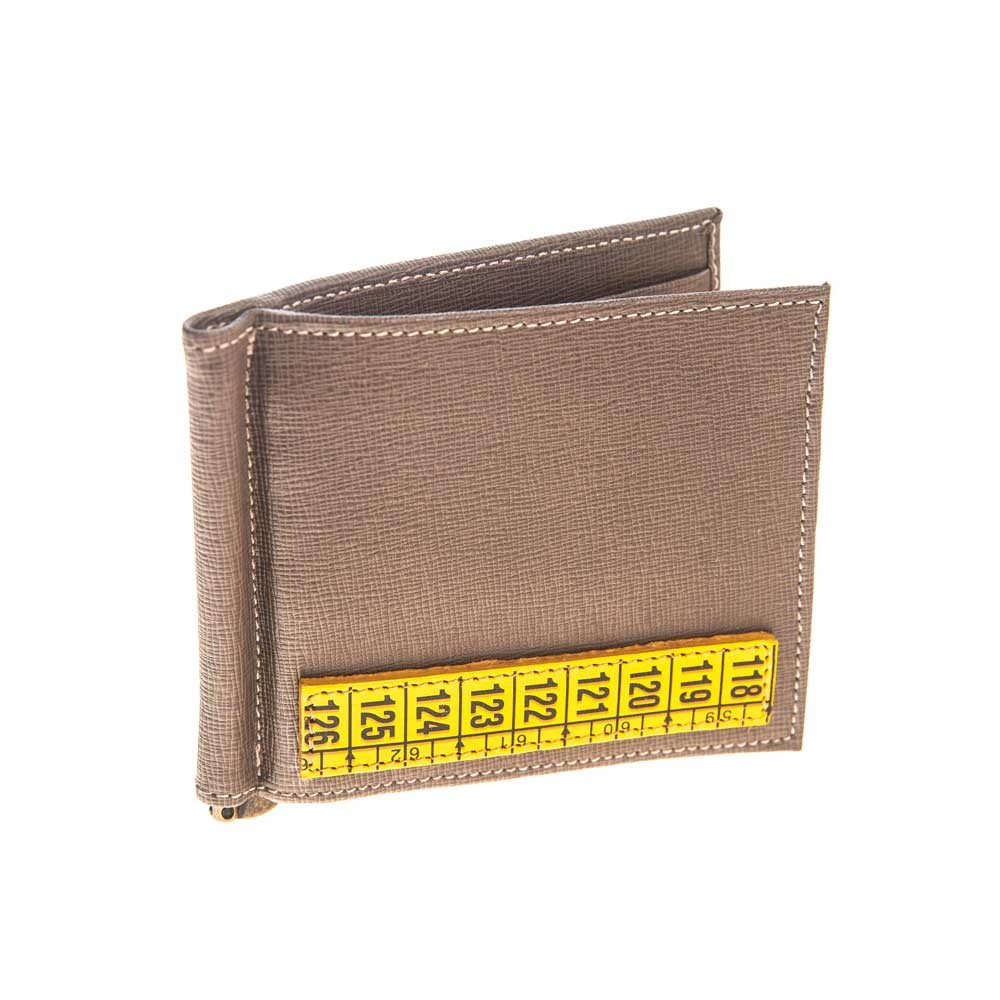 Classic Yellow Wallet