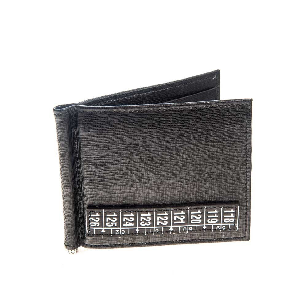 New Zealand Black Wallet