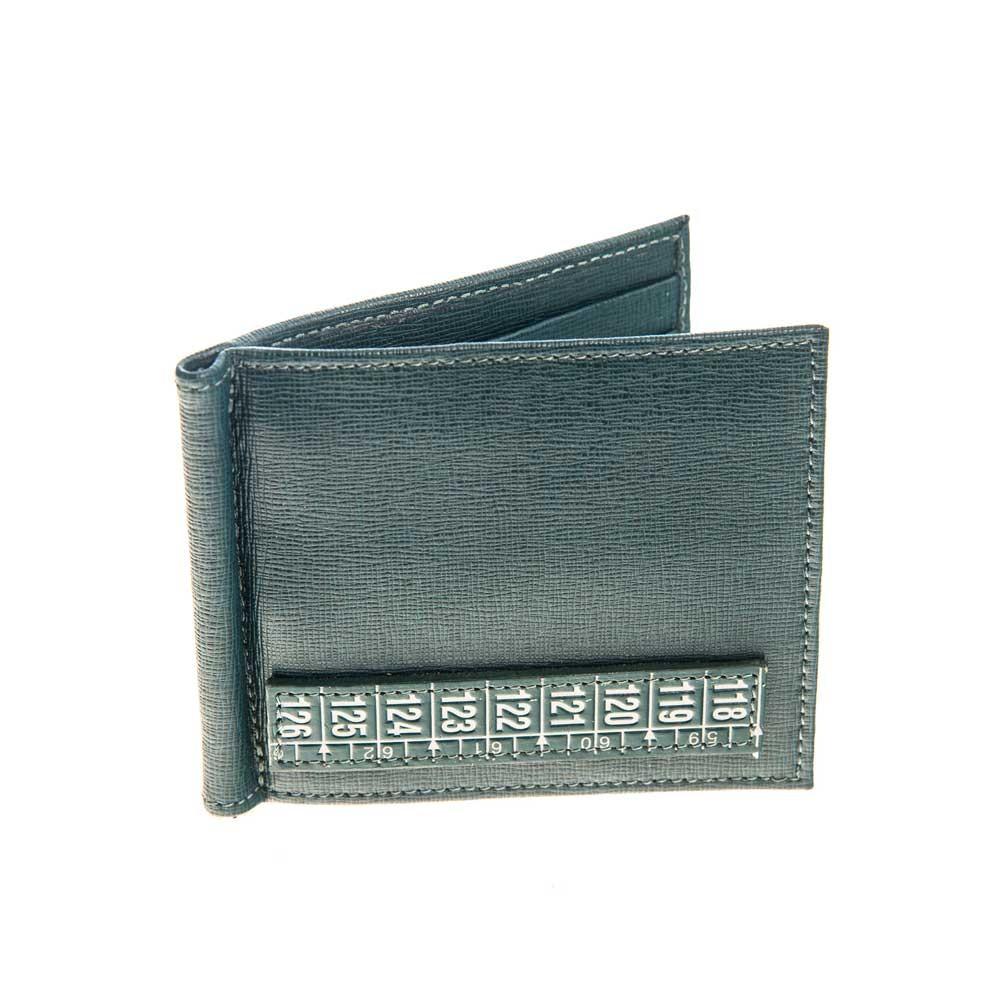 Madagascar Cobalt Wallet